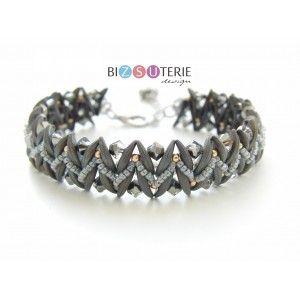 Dragon bracelet - inst.downl. beading pattern