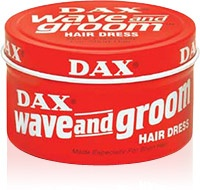 """February 1, 2007 By J. Drennan """"JD"""" (Johannesburg, South Africa)   """"Before Dax Wax I was using all sorts of products. Once I tried Dax Wax I never looked back. There is nothing on the mraket that comes close. You only have to use a very little everyday. For nights out use a bit more. It is the only product that I have the confidence in to hold my hair in place all night."""""""