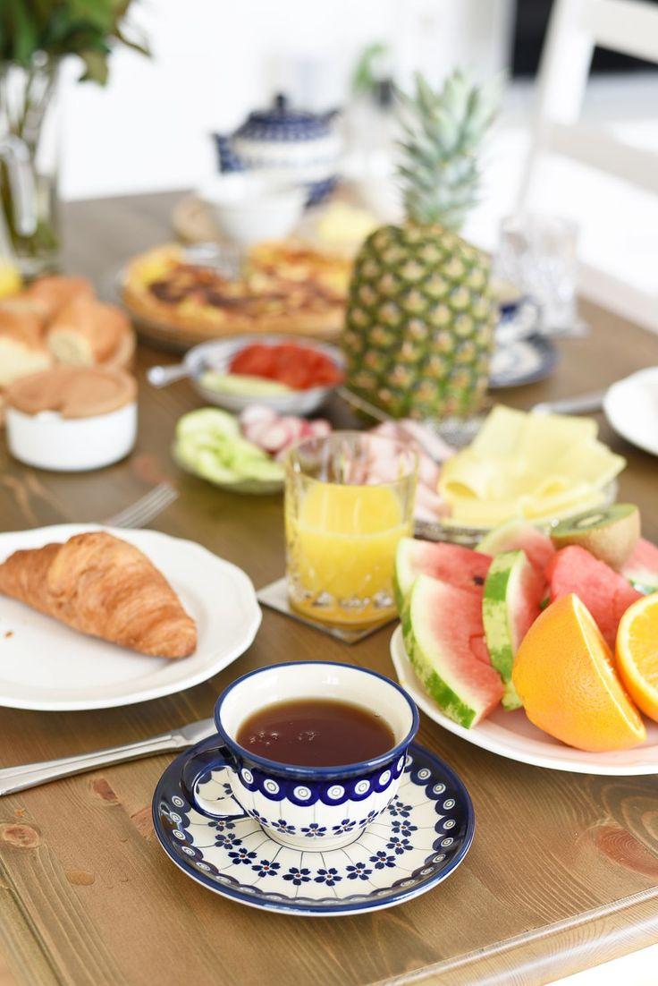 Brunch, czyli pomysł na weekendowe śniadanie