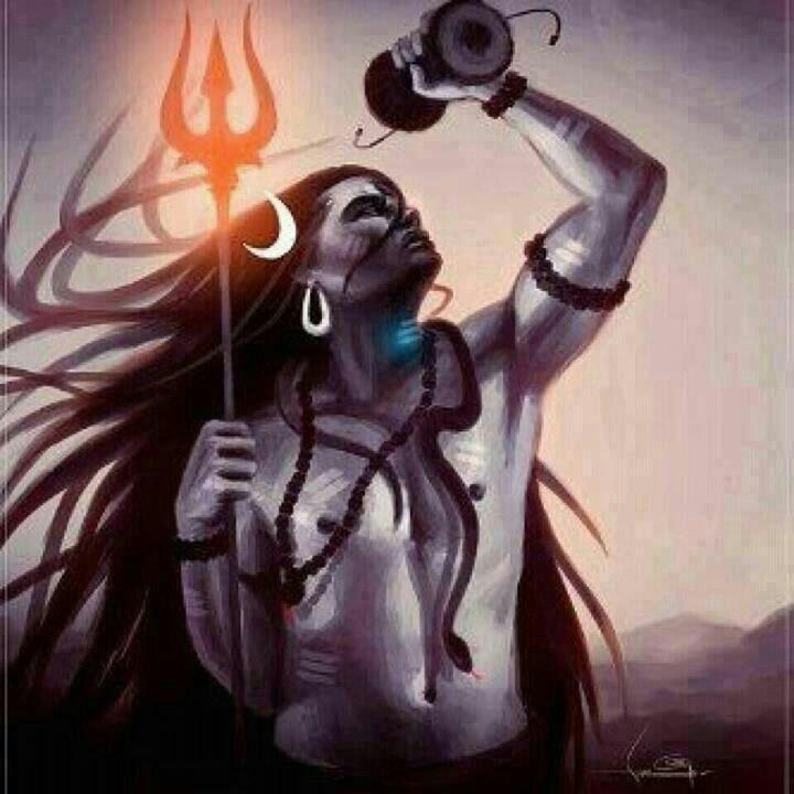 26 best har har mahadev images on pinterest lord shiva for Har har mahadev tattoo