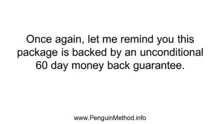 The Penguin Method