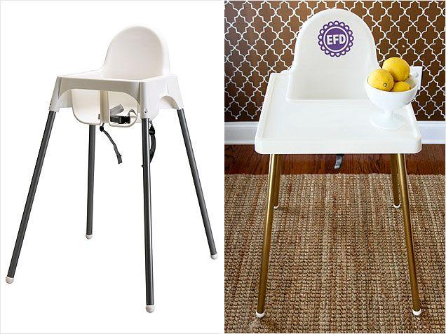 7 besten polster f r ikea antilop hochstuhl n hen bilder. Black Bedroom Furniture Sets. Home Design Ideas