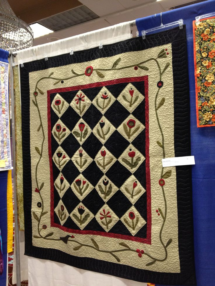 85 best My Quilts images on Pinterest | Quilten, Amrum und Applikationen