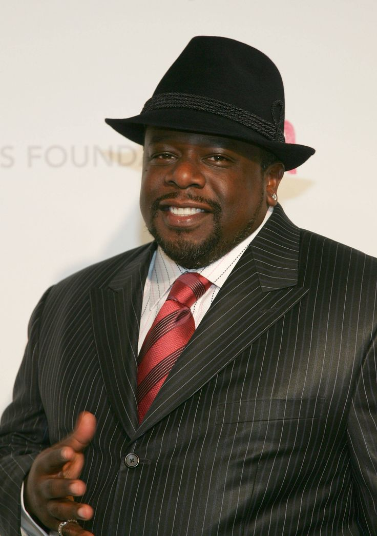 Cedric the Entertainer - black celebrities men in hats images | Famous Men and Their Fashionable Fedoras
