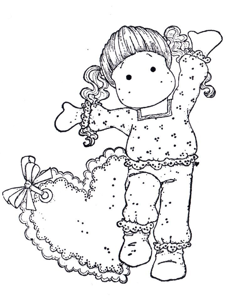 magnolia stamps coloring pages - photo#8