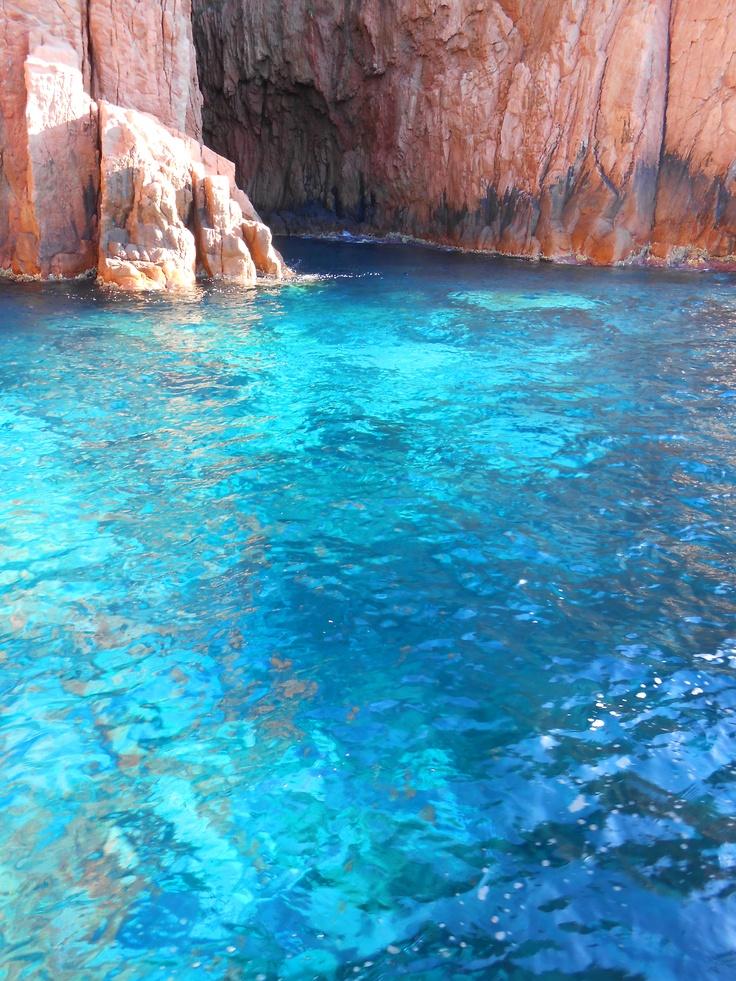 Les Calanches, Piana, Corsica
