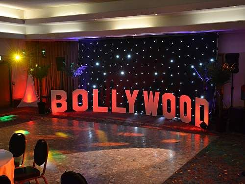 bollywood theme for a college freshers party projects