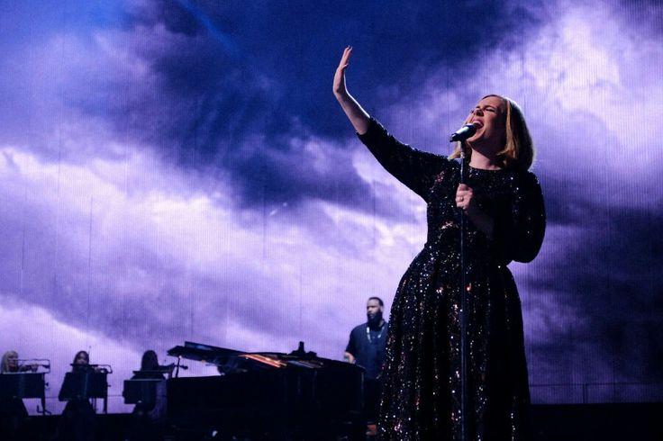 Adele 2016 tour Ireland