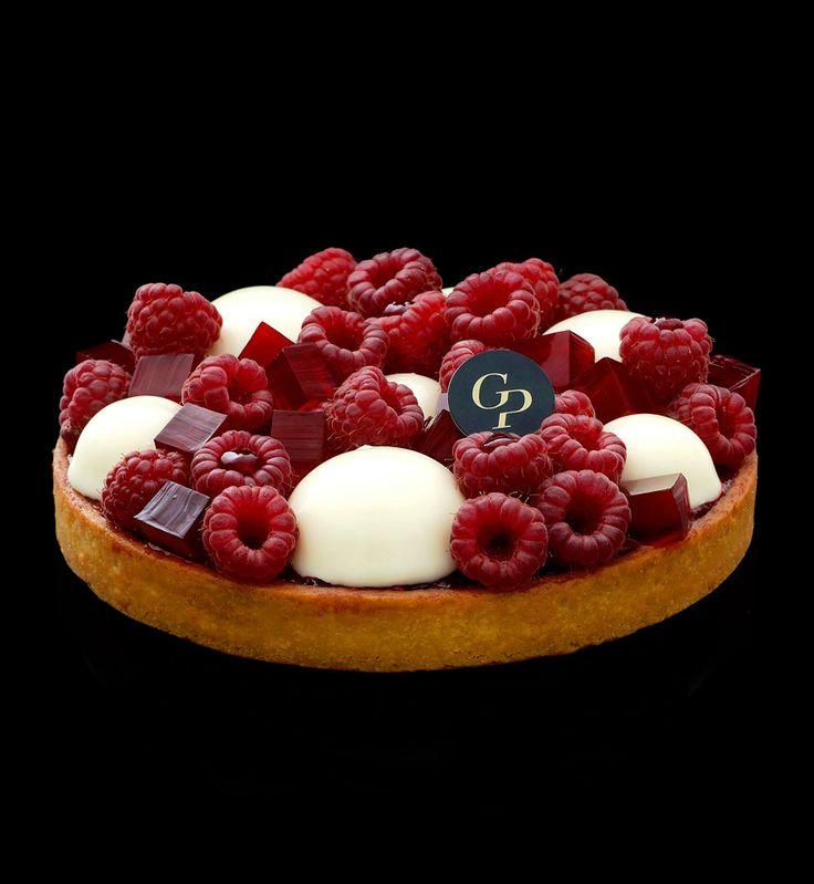 Tarte framboise et mascarpone crème d'amande - Des Gâteaux et du Pain