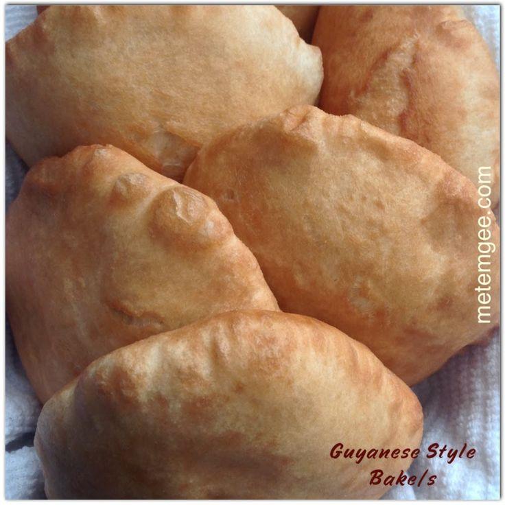 Guyanese Style Bake/s or Float