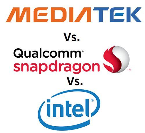 #SnapDragon vs. #Mediatek vs. #IntelAtomProcessor for #AndroidMobilePhones: Comparison. #smartphone #smartphoneprocessors