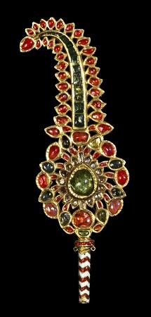 Turban ornament - 18th Century