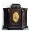 19th Century German Hand Painted Cupboard For Sale | Antiques.com | Classifieds