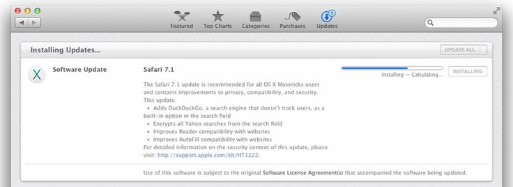 Apple releases Safari 7.1 for Mavericks w/ DuckDuckGo search engine, encryption for Yahoo searches