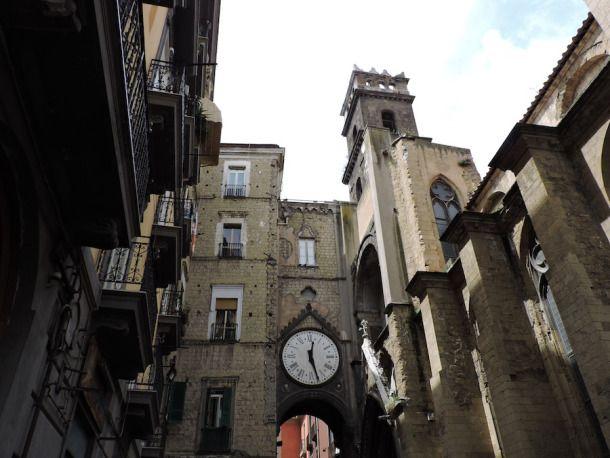 Napoli Sant'Eligio