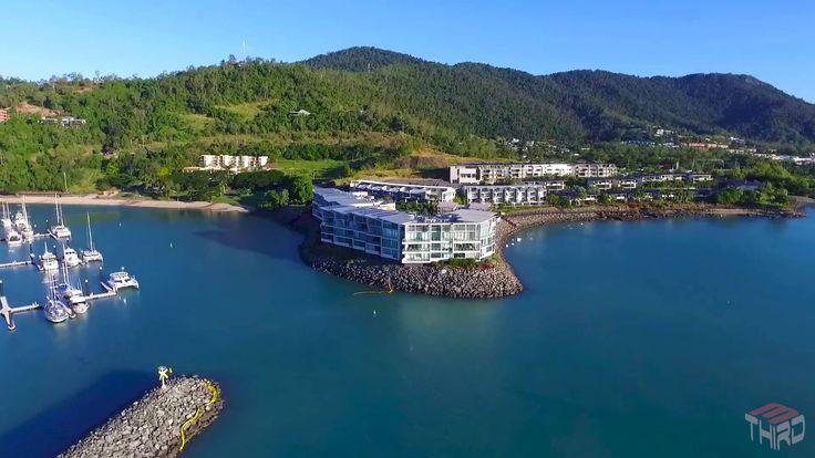 Th3rd Dimension Media - Peninsula Airlie Beach Apartment Showcase