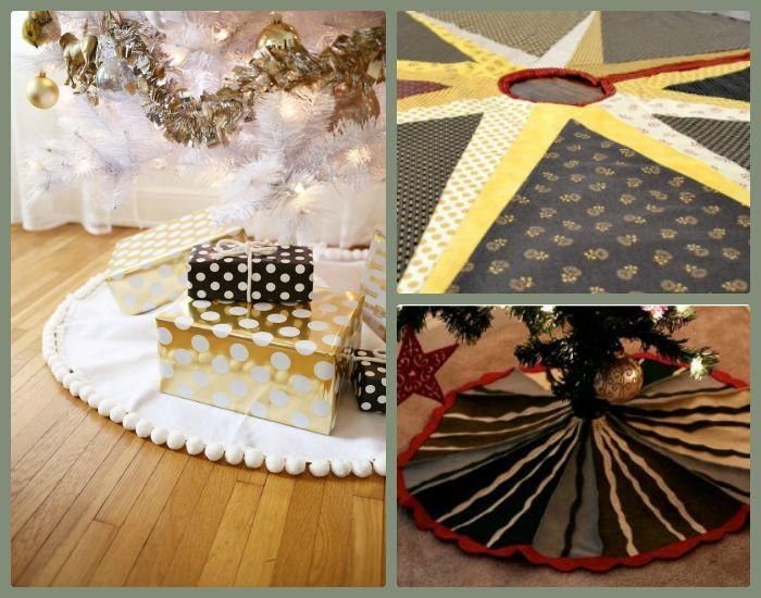301 best christmas sewing images on pinterest christmas sewing 13 diy tree skirt pattern ideas solutioingenieria Choice Image
