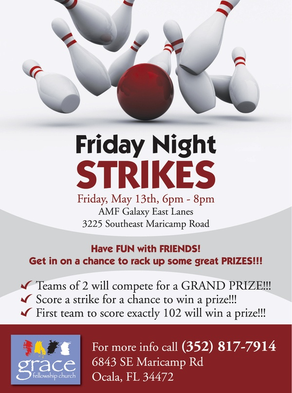 twist on regular bowling trip  divide up into teams and