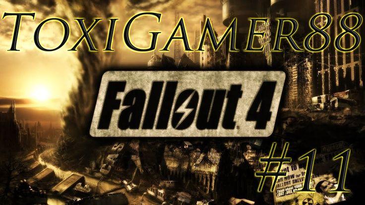 Fallout 4 - Gameplay ITA - #11 Impianto di Assemblaggio Corvega Esterno!!!