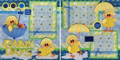 30 best layouts RAIN RAIN GO AWAY images on Pinterest