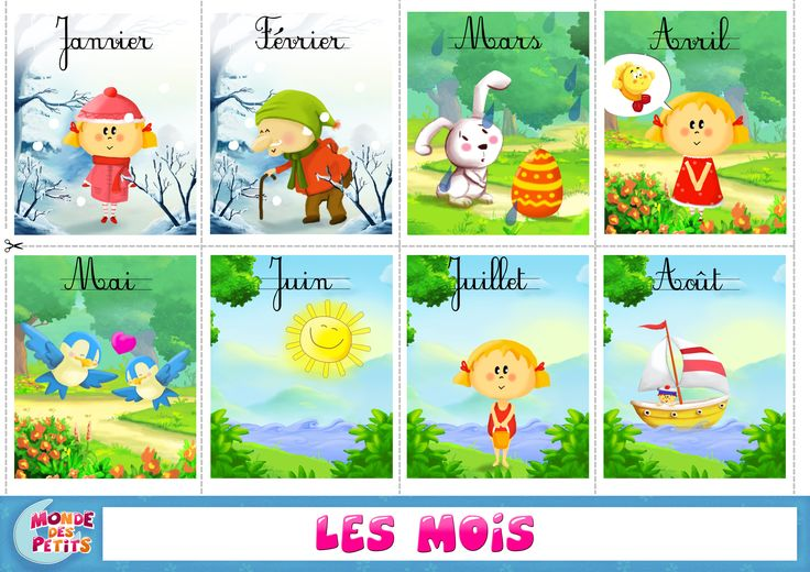 images mois