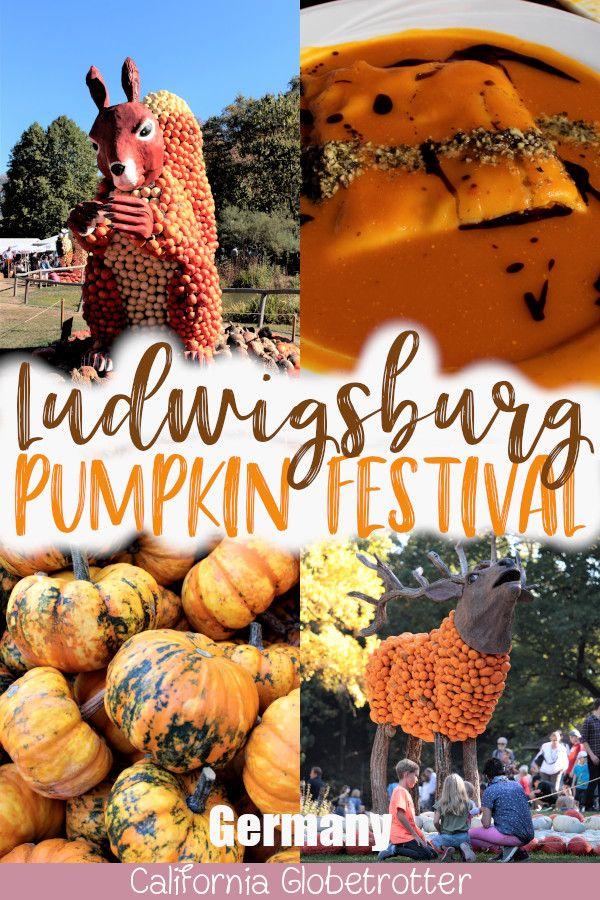 Ludwigsburg Pumpkin Festival In 2020 Pumpkin Festival Fall Travel Destination Festivals Around The World