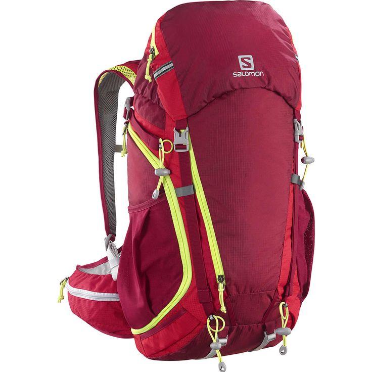 Le sac à dos Sky 38 AW de Salomon est un #sac à dos de #montagne polyvalent pour toutes les saisons.