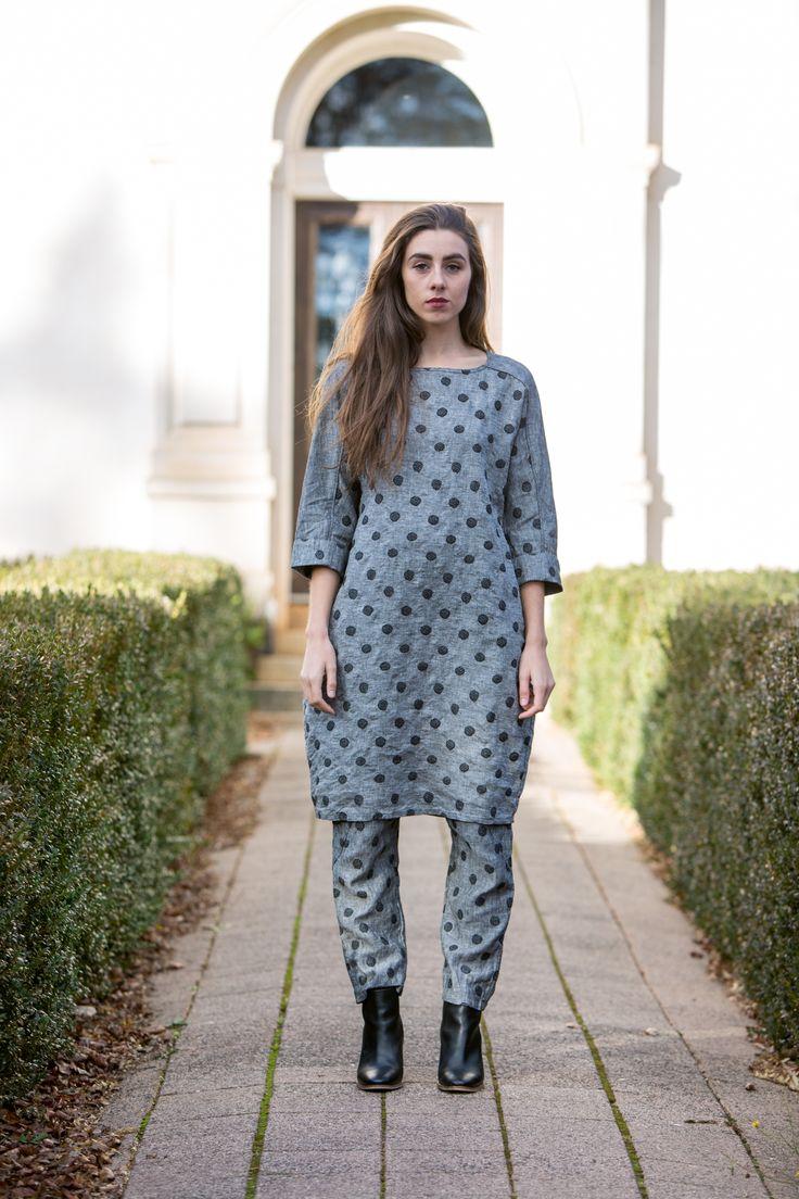 NATALIE DRESS | Ink Spot