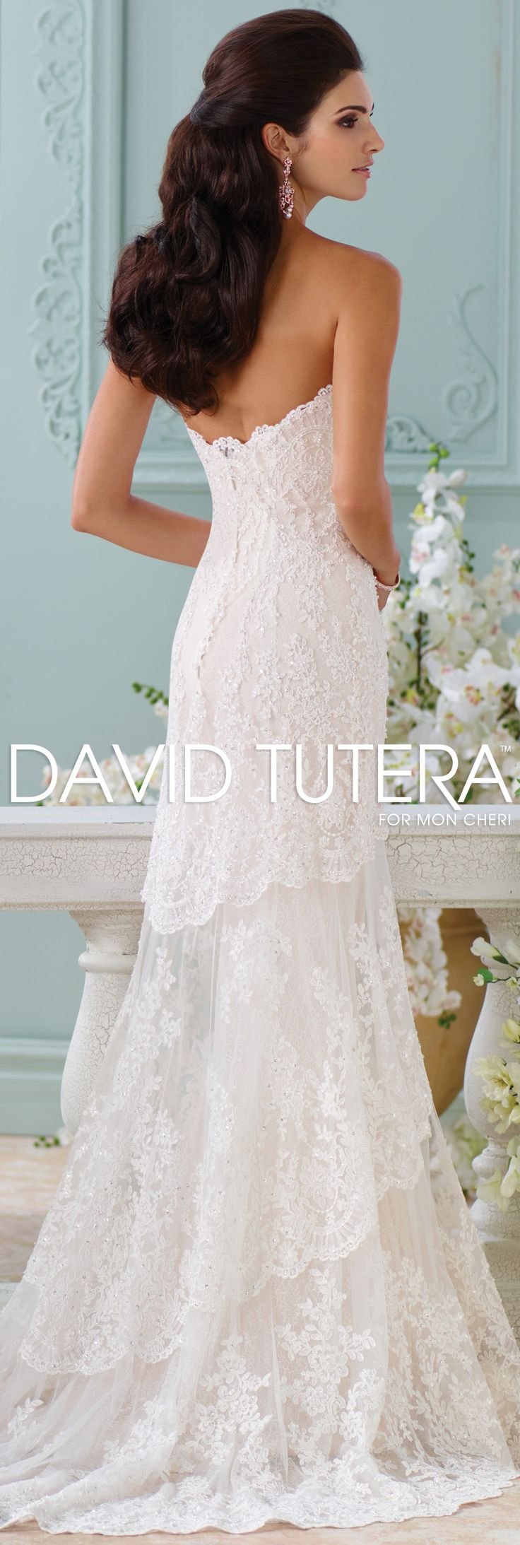 115 best images about david tutera wedding dresses on for David tutera beach wedding dresses