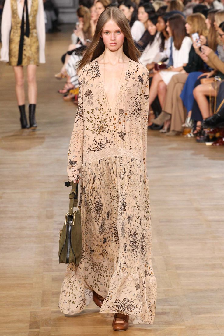 Chloé - Fall 2015 Ready-to-Wear - Look 30 of 45