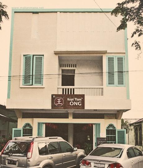 Kopi Tiam Ong, Medan