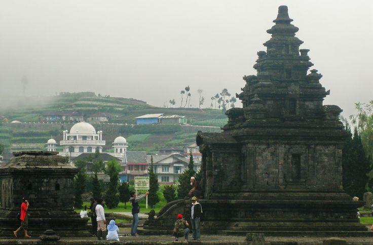 dieng temple