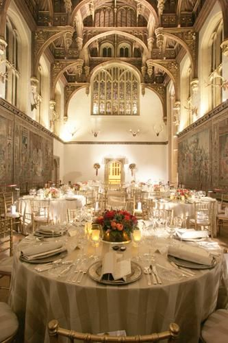 If you're hunting for a wedding venue that's truly fit for a Princess bride, historic Hampton Court Palace fits the bill perfectly.