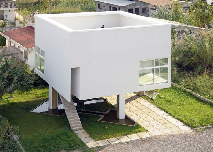 Open Top House? #architecture