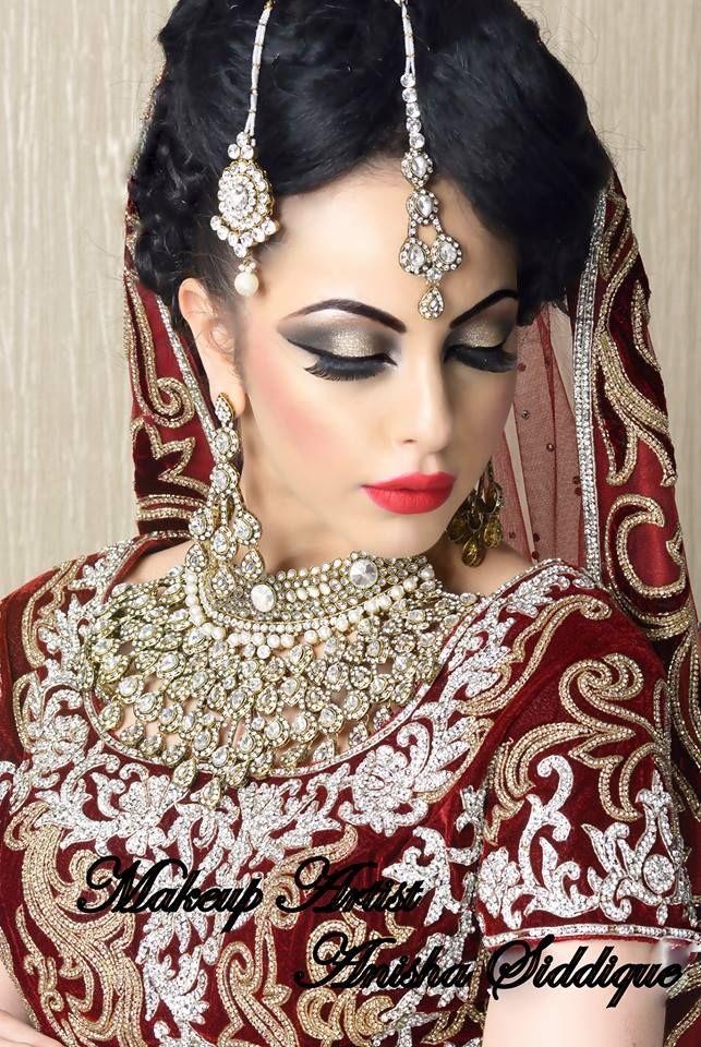 Makeup by Anisha Siddique