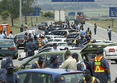 Crime stats South Africa: 11 000+ cars hijacked.