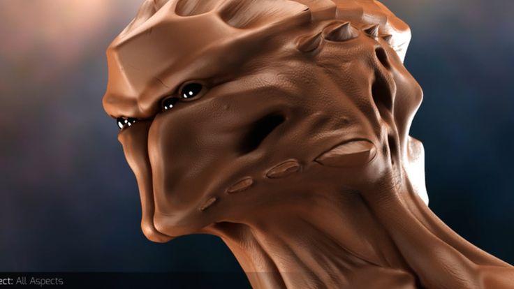 "CGI & VFX Showreels HD: ""CG-Generalist Reel"" - by Dennis Mielke"