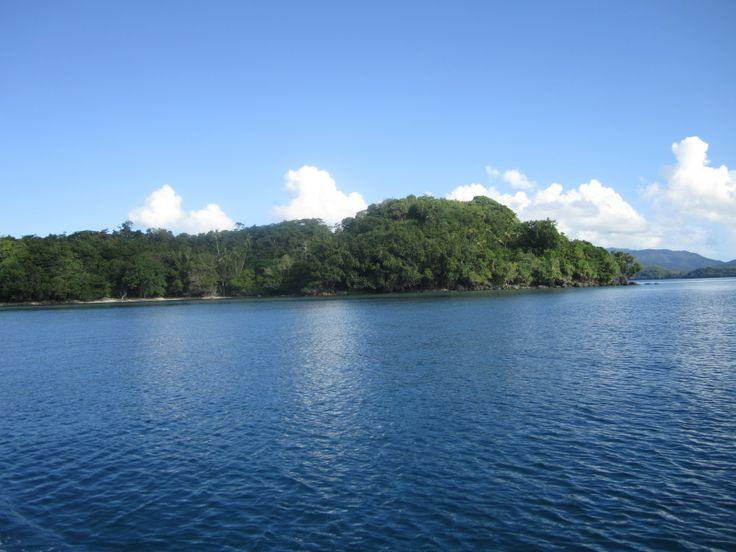 Kwato Island, Papua New Guinea.
