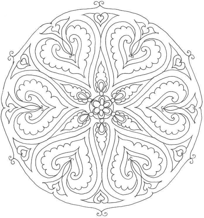 Szerelem Mandala Sablon Google Keres 233 S Mandala
