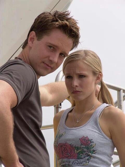 Veronica Mars - Kristen Bell, Jason Dohring
