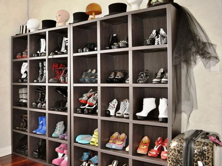 176 best images about bdrm wardrobe closet organizing on pinterest wa - Agencement dressing ikea ...