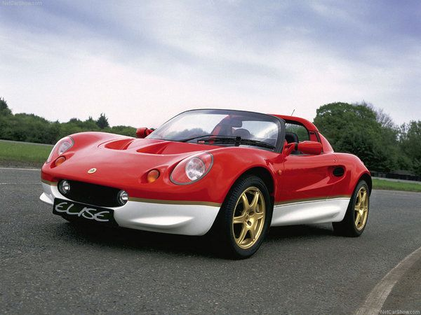 1996 Lotus Elise #cars #coches #carros