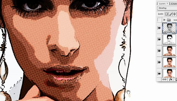 """Using this effect, you can transform anyone into a comic book character with a halftone, saturated look.<!--more-->  [video file=""""http://progressive.kelbymediagroup.com/planetphotoshop/video/tutorials/comic-effect.mp4""""]"""