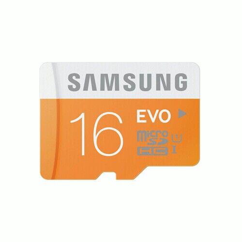 Jual Samsung MicroSDHC EVO Class 10 (48MB/s) 16GB - MB-MP16D hanya Rp 125.000,-, lihat gambar klik https://www.tokopedia.com/ercorp/samsung-microsdhc-evo-class-10-48mbs-16gb-mb-mp16d