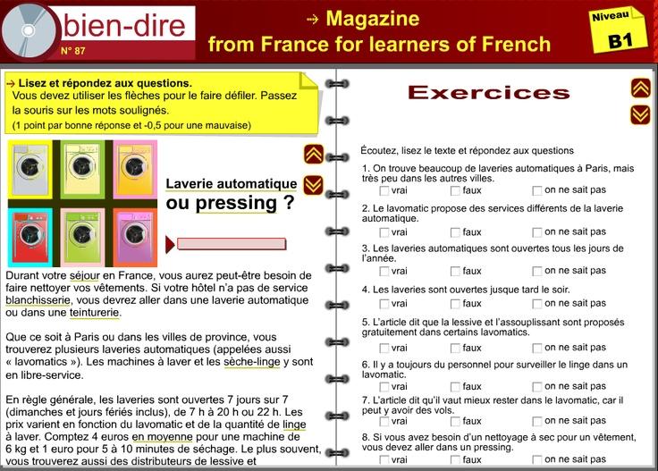 Les 23 meilleures images propos de apprendre le fran ais - Apprendre a cuisiner facilement ...