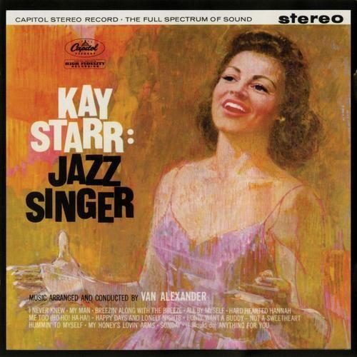 """""""Kay Starr: Jazz Singer"""" album"""