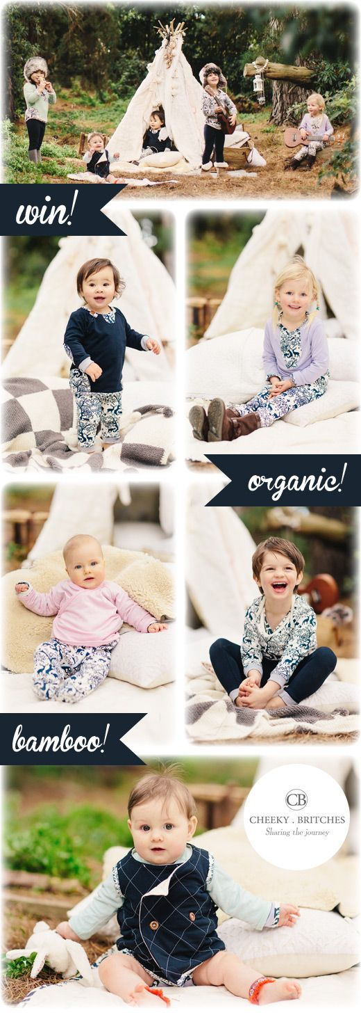 GIVEAWAY - Win a $75 Cheeky Britches Voucher!