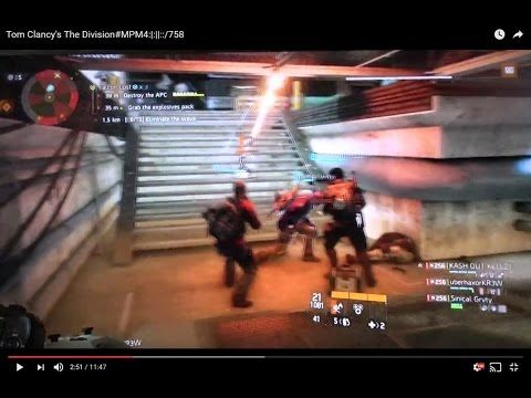 Tom Clancy's The Division#MPM4:|:||::/758 Falcon Lost
