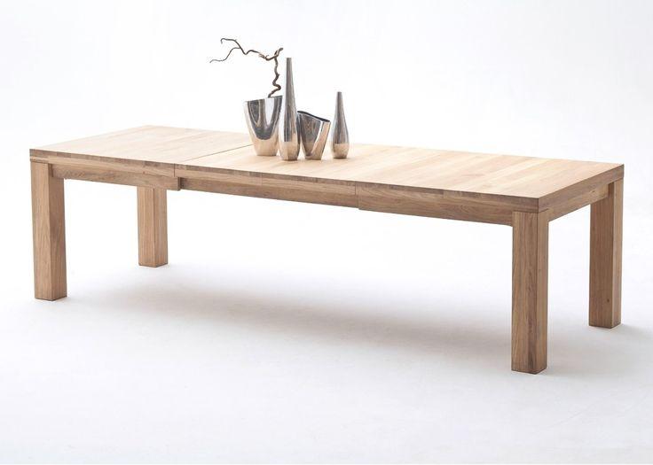 Perfect Esstisch Eiche Massiv Holz Arents Esszimmertisch Ausziehbar 9118