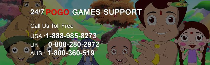 There are frequently sure circumstances when your games get hindered and can't be determined without an assistance from experts, in such a circumstance, you can dial 1-888-985-8273 Toll Free Number for Pogo Game Tech Support.